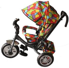 Велосипед трехколесный Baby Tilly Trike T-351-1 графит