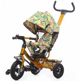 Велосипед трехколесный Baby Tilly Trike T-351-3 оранжевый
