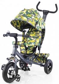 Велосипед трехколесный Baby Tilly Trike T-351-8 графитовый