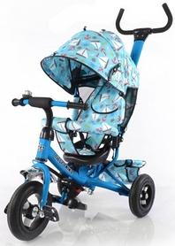 Велосипед трехколесный Baby Tilly Trike T-351-9 голубой