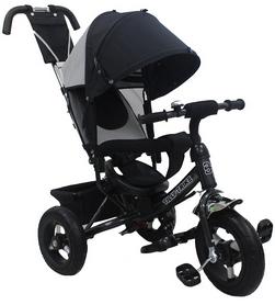Велосипед трехколесный Baby Tilly Trike T-364 черный