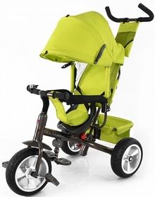 Велосипед трехколесный Baby Tilly Trike T-371 зеленый 2017