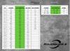 Коньки роликовые Rollerblade Spark 84 2013 черно-зеленые - р. 43 - фото 2