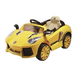 Электромобиль детский Baby Tilly T-765 желтый