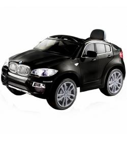Электромобиль детский Baby Tilly Джип T-791 BMW X6 черный