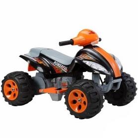 Электромобиль квадроцикл детский Baby Tilly T-734 черный