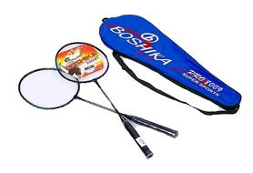 Набор для бадминтона (2 ракетки, чехол) Boshika Pro-8009