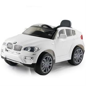Электромобиль детский Baby Tilly Джип T-791 BMW X6 белый