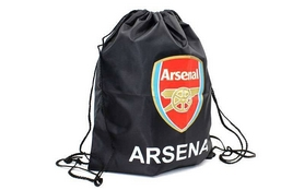 Сумка спортивная SportBag Arsenal GA-1914-ARS (40х50 см) черная