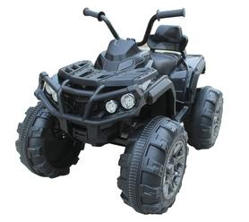 Электромобиль квадроцикл детский Baby Tilly T-733 черный