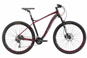 """Велосипед горный Cyclone Slx Pro 29"""" черно-красный, рама - 18"""""""