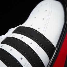Фото 5 к товару Штангетки Adidas Power Perfect II белые
