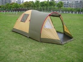 Фото 2 к товару Палатка трехместная GreenCamp Х-1504