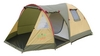 Палатка трехместная GreenCamp Х-1504 - фото 1