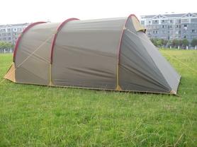 Фото 4 к товару Палатка трехместная GreenCamp Х-1017