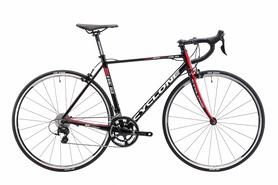 """Велосипед шоссейный Cyclone FRС 83 28"""" черно-красный, рама - 48 см"""