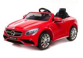 Электромобиль детский Baby Tilly T-799 Mercedes S63 AMG красный