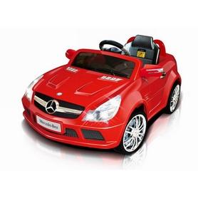 Электромобиль детский Baby Tilly T-794 Mercedes SL65 AMG красный