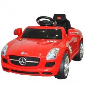 Электромобиль детский Baby Tilly T-793 Mercedes SLS AMG красный