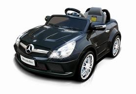 Электромобиль детский Baby Tilly T-794 Mercedes SL65 AMG черный