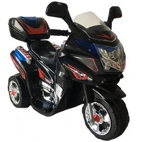 Электромобиль мотоцикл детский Baby Tilly T-725 черный