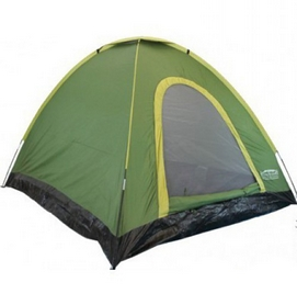 Палатка четырехместная Kilimanjaro 2017 SS-06t-104-4m зеленая