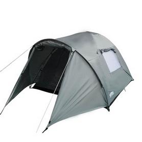 Палатка четырехместная Kilimanjaro 2017 SS-06t-026-4m серая