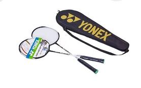 Набор для бадминтона (2 ракетки, чехол) Yonex BD-5531-BK черный-белый