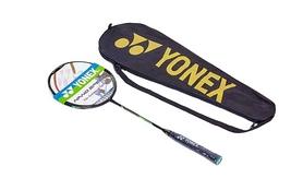Ракетка для бадминтона профессиональная Yonex BD-5671-4 черный-оранжевая