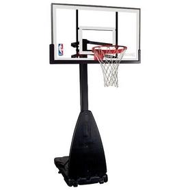 Фото 2 к товару Стойка баскетбольная мобильная Spalding Platinum 54