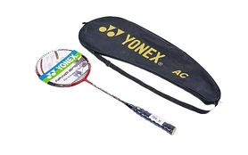 Ракетка для бадминтона профессиональная Yonex Voltric 50 BD-5670-1 красная