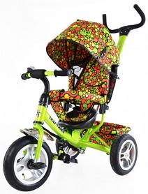 Велосипед трехколесный Baby Tilly Trike T-351-4 салатовый
