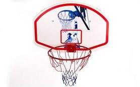 Фото 3 к товару Щит баскетбольный с кольцом и сеткой BA-3522