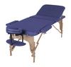 Стол массажный портативный DEN Comfort Art of Choice синий - фото 1