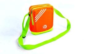 Сумка через плечо Adidas F50 GA-6014-12 оранжевая
