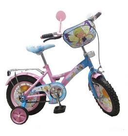 "Велосипед детский Baby Tilly T-21223 ""Чарівниця"" 12"" pink/blue"