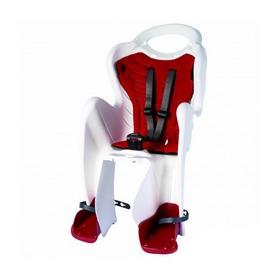 Велокресло детское Bellelli Mr Fox Relax B-fix бело-красное