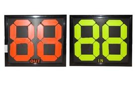 Табло замены игроков Soccer С-2911(00)