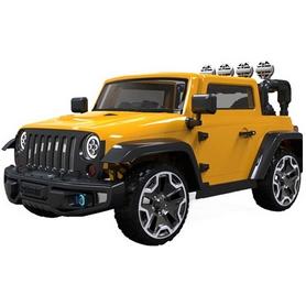 Детский электромобиль джип Baby Tilly T-7810 Yellow