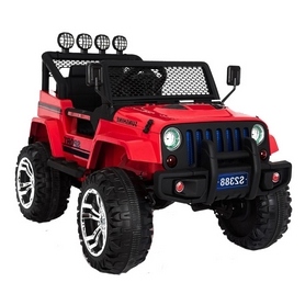 Детский электромобиль джип Baby Tilly T-7811 Red