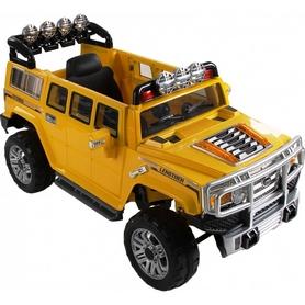 Детский электромобиль джип Baby Tilly T-7814 Yellow
