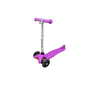 Самокат трехколесный Maraton Scooter Micro 95 Фиолетовый