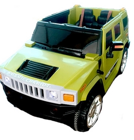 Детский электромобиль джип Baby Tilly T-784 Green