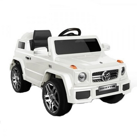 Детский электромобиль джип Baby Tilly T-785 White