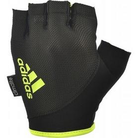 Перчатки для фитнесаAdidas ADGB-1232YL желтые