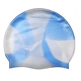 Шапочка для плавания Spurt Multi МX21 голубая