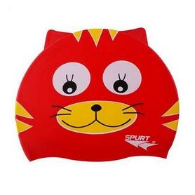 Шапочка для плавания детская Spurt Red Cat 11-3-091 красная
