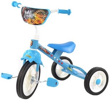 Велосипед детский трехколесный Baby Tilly Combi Trike BT-CT-0009 blue