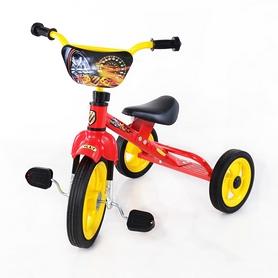 Велосипед детский трехколесный Baby Tilly Combi Trike BT-CT-0009 red