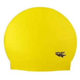 Шапочка для плавания Spurt Solid color F201 yellow